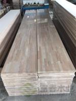 出口日本铁杉实木无结指接板集成板材30mm